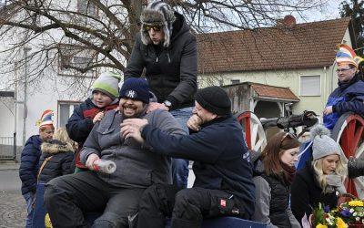 """10.02.2018 – Faschingssamstag """"Kanone einschießen"""""""